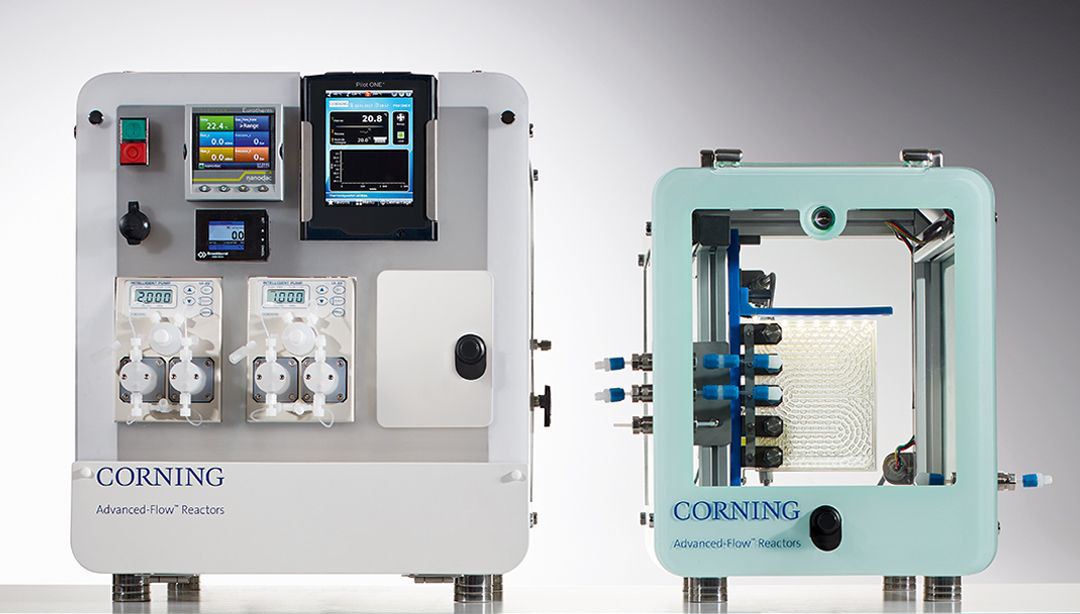 Corning Advanced-flow Lab Photo Reactor_crop