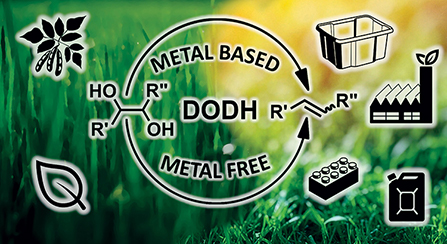 The deoxydehydration (DODH) reaction: a versatile technology for accessing olefins from bio-based polyols